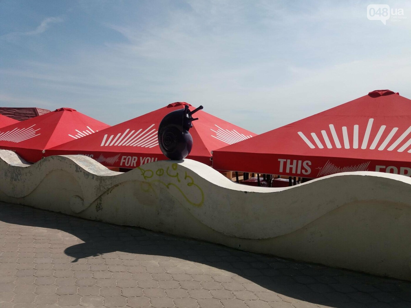 Одесским брюхоногим закрыли вид на море, - ФОТОФАКТ, фото-4