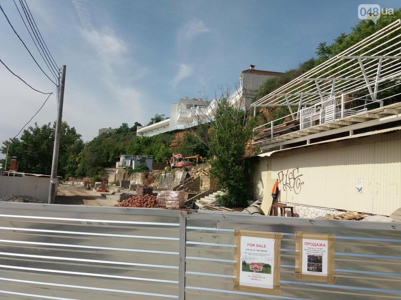 На 10 станции Фонтана в Одессе продолжается строительство эстакады, - ФОТО , фото-6
