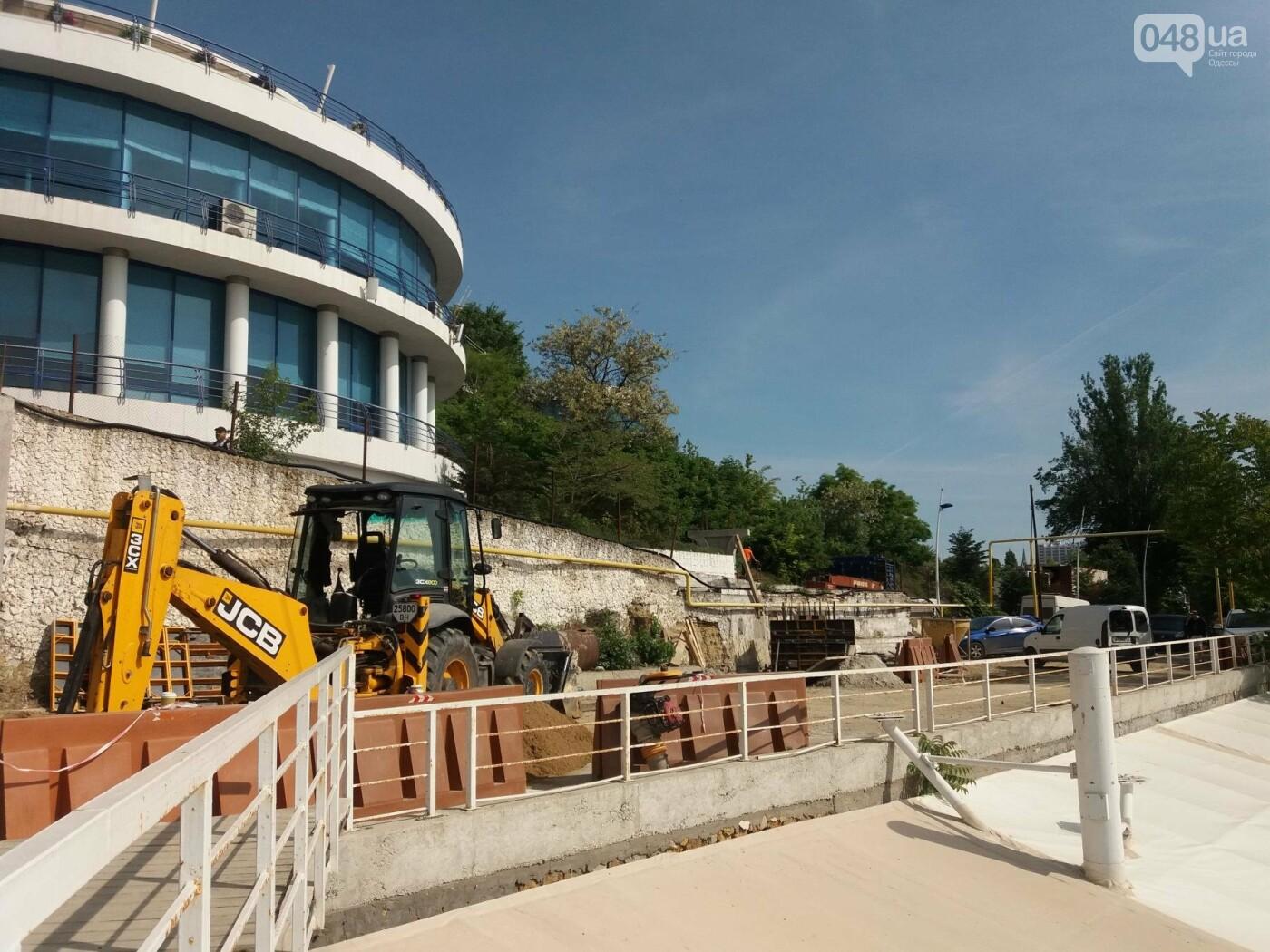 На 10 станции Фонтана в Одессе продолжается строительство эстакады, - ФОТО , фото-5