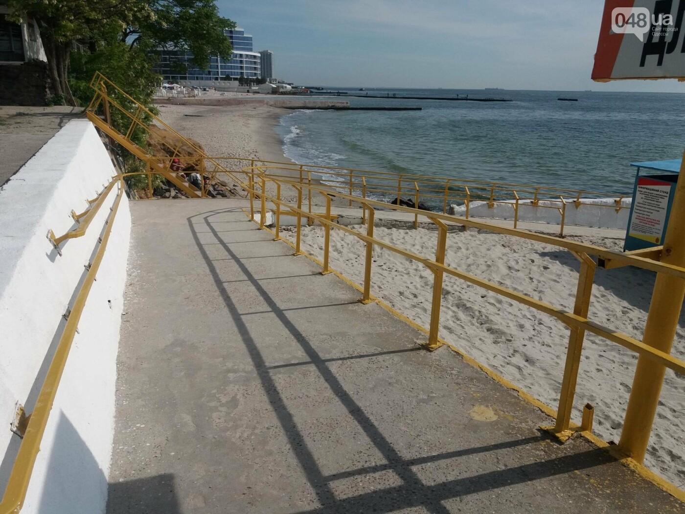 Потрясающий цинизм: как одесские чиновники благоустроили пляж для людей с инвалидностью, - ФОТО , фото-10
