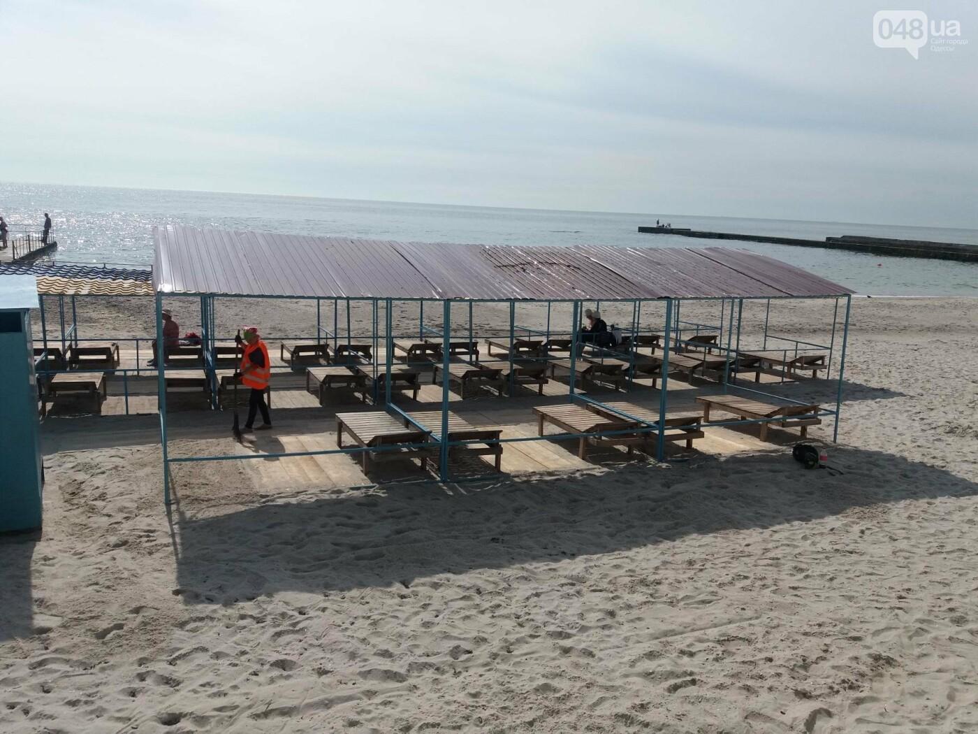 Потрясающий цинизм: как одесские чиновники благоустроили пляж для людей с инвалидностью, - ФОТО , фото-8