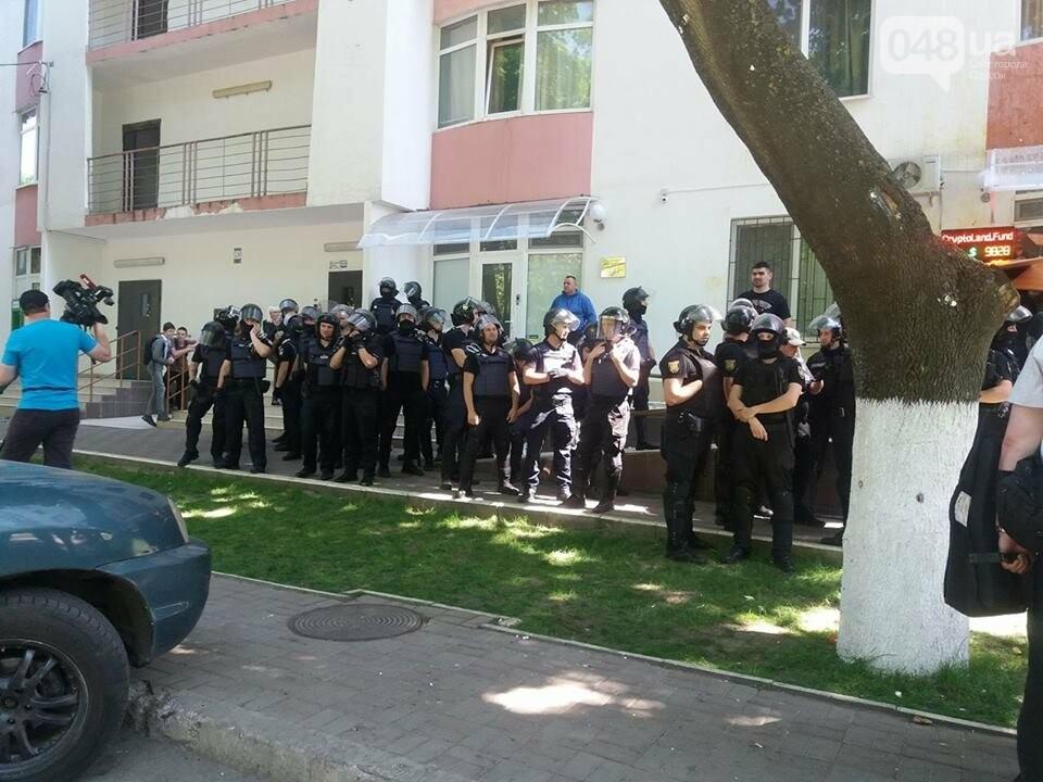 Страсти на одесском Фонтане: Ксенофобия против сепаратизма, - ФОТО, фото-1