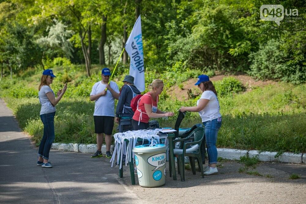 Погоня за мусором: одесситы поучаствовали в первом в истории Украины плоггинге, - ФОТО, фото-3