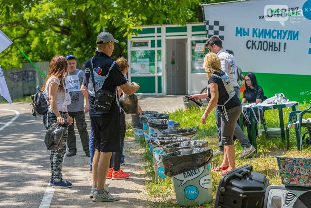 Погоня за мусором: одесситы поучаствовали в первом в истории Украины плоггинге, - ФОТО, фото-4