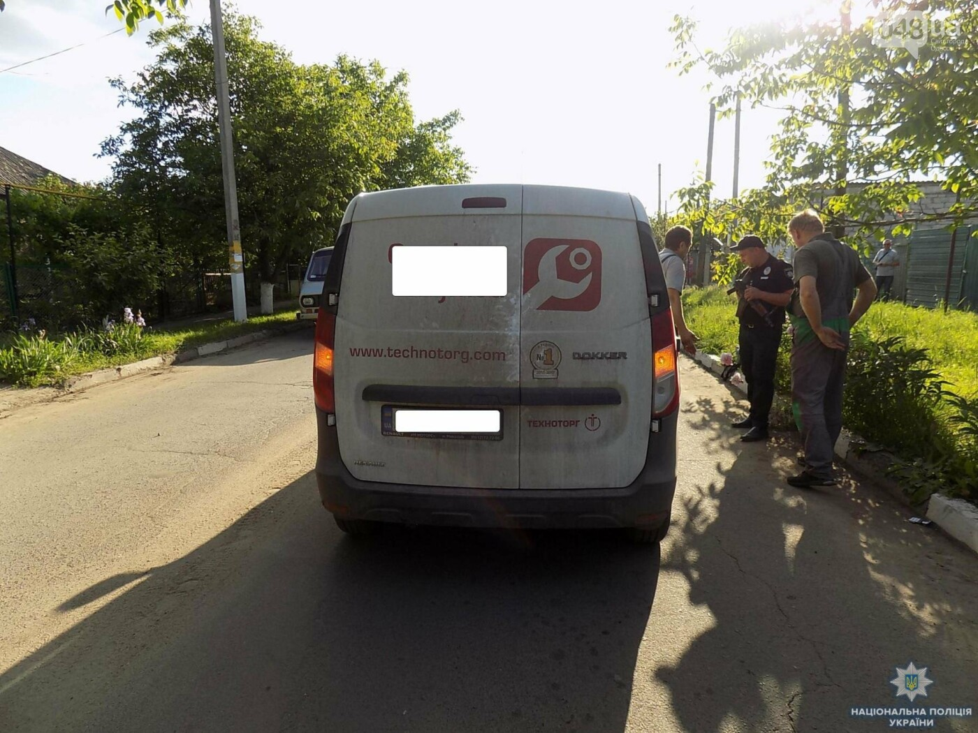 В Одесской области под микроавтобус попала шестилетняя девочка, - ФОТО, фото-1