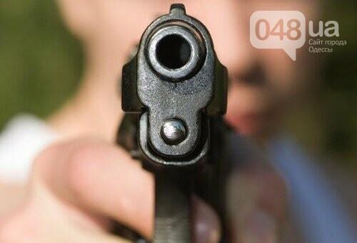 В Одессе молодые люди выстрелили в таксиста, фото-1