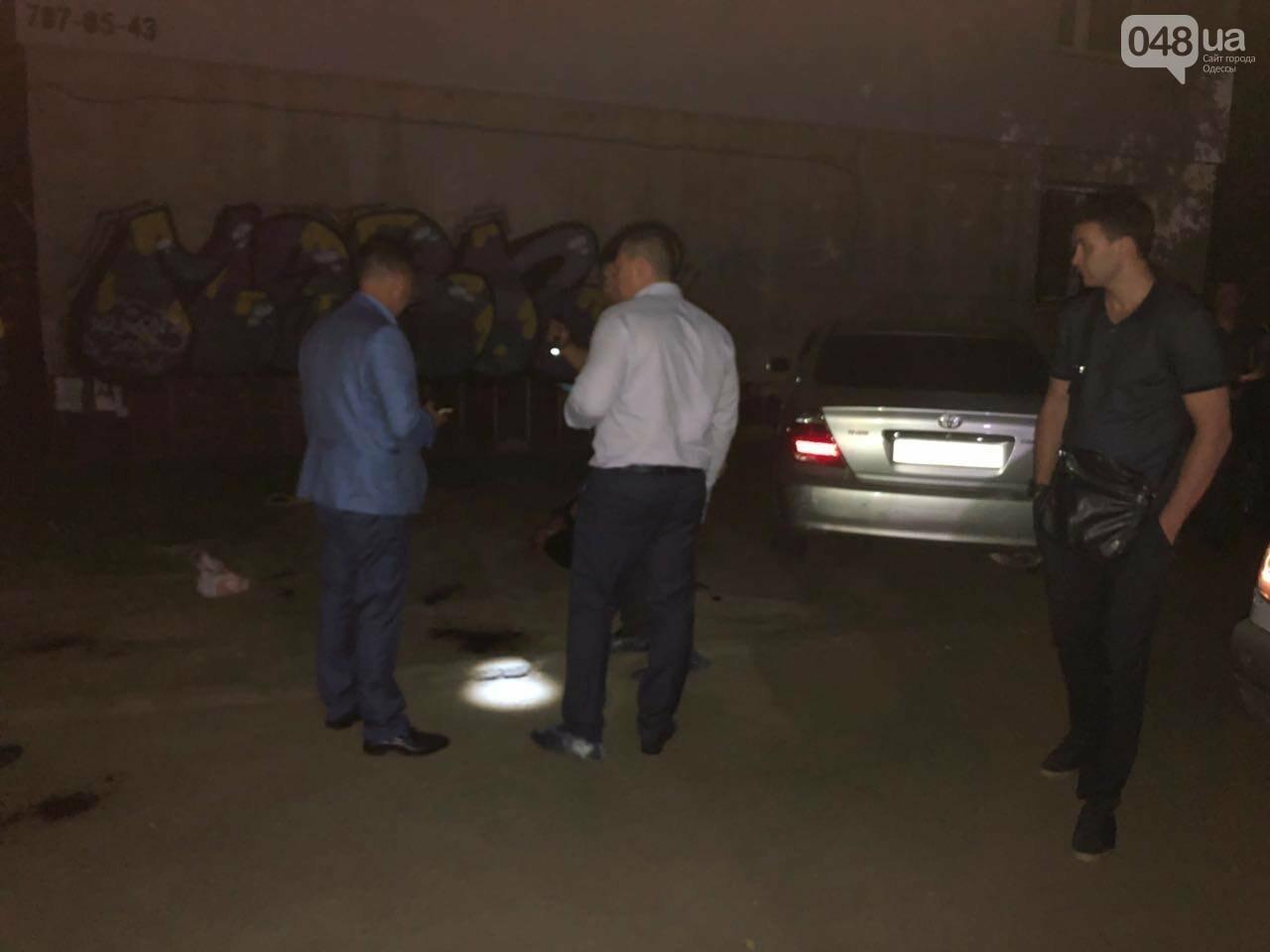 Нападение в Одессе на Стерненко и смерть нападавшего: Первые подробности, фото-1