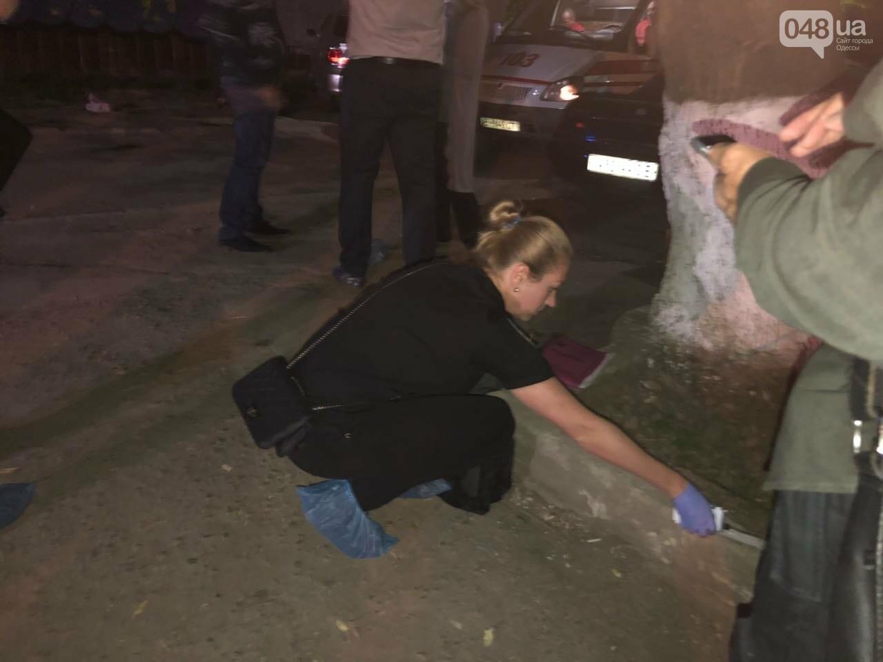 Нападение в Одессе на Стерненко и смерть нападавшего: Первые подробности, фото-2