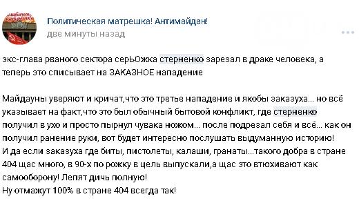 """Вместо """"Одесской Хатыни"""" - """"убийца десантника"""": Как Россия использует нападение на Стерненко, - ФОТО, фото-12"""