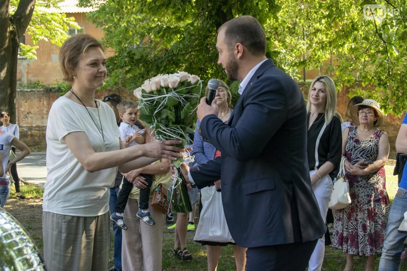 В одесских школах прозвучал последний звонок, фото-1