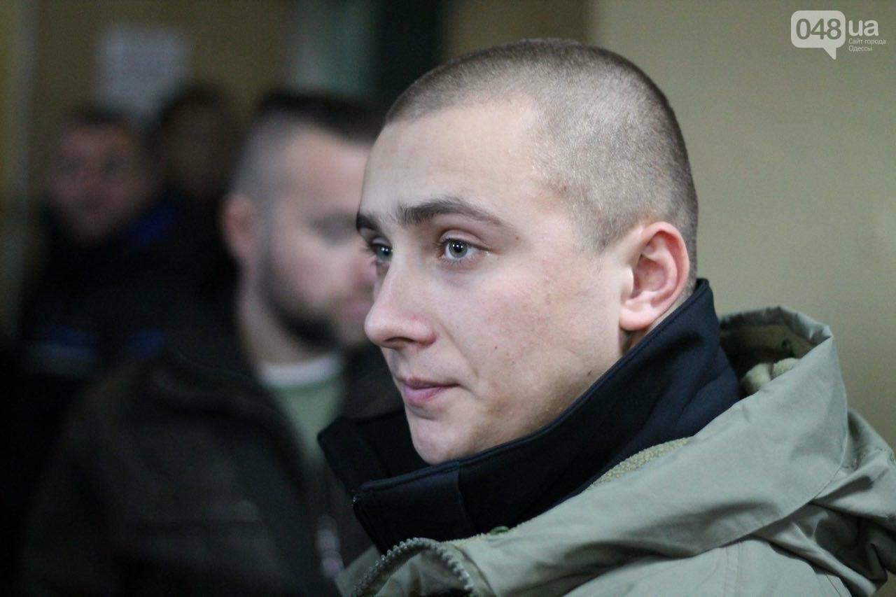 Одесская полиция подтвердила, что убитый нападавший был военнослужащим, фото-1