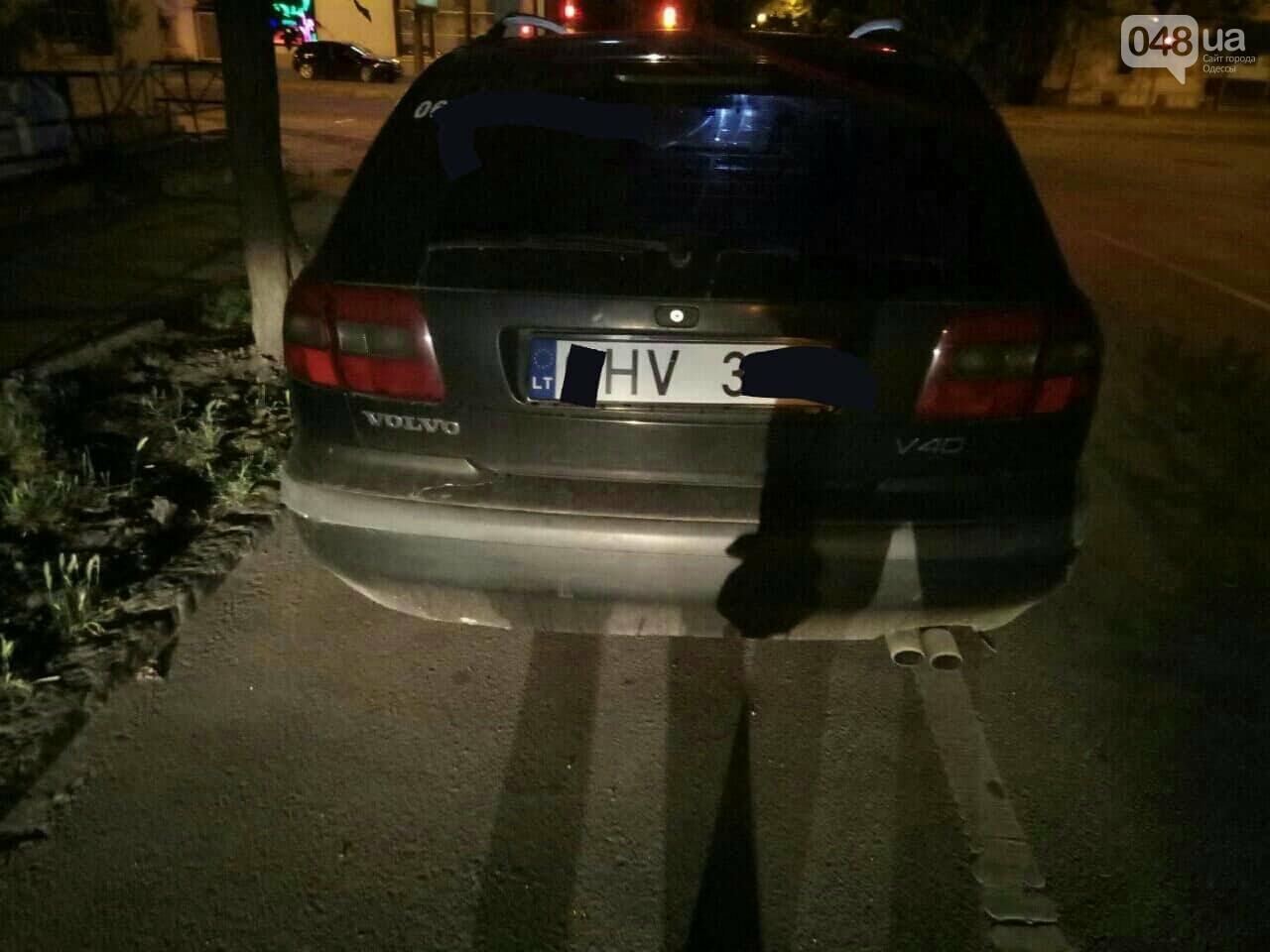 В Одессе соцсети ищут активиста, который попался пьяным за рулем, фото-1