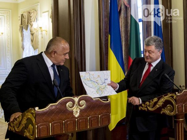 Из Одессы в Болгарию  за  средсва ЕС собираются строить  дорогу, фото-1