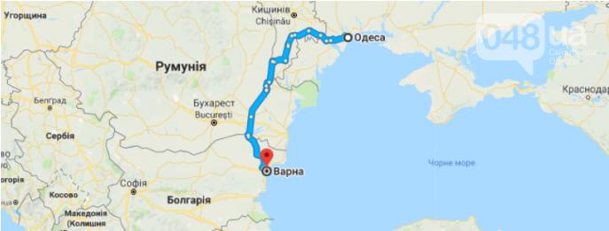 Из Одессы в Болгарию  за  средсва ЕС собираются строить  дорогу, фото-2