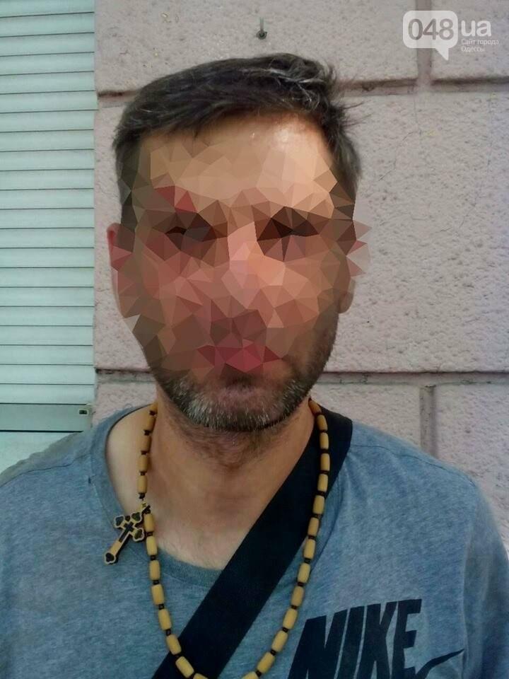 В Одессе ограбили семью в больничной палате, - ФОТО , фото-1
