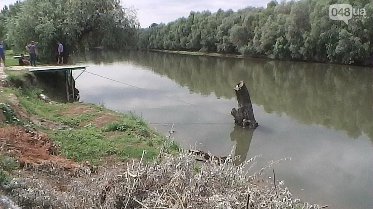 Под Одессой обессилевший рыбак больше суток провел в камышах, фото-2