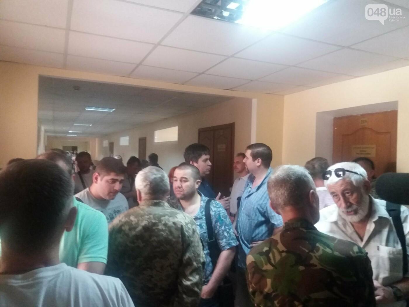 Одесский «пират» не явился к себе на суд, - ФОТО, ВИДЕО, фото-4