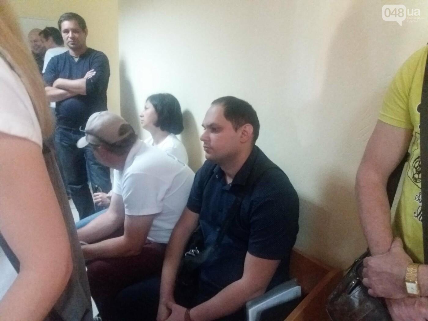 Одесский «пират» не явился к себе на суд, - ФОТО, ВИДЕО, фото-5