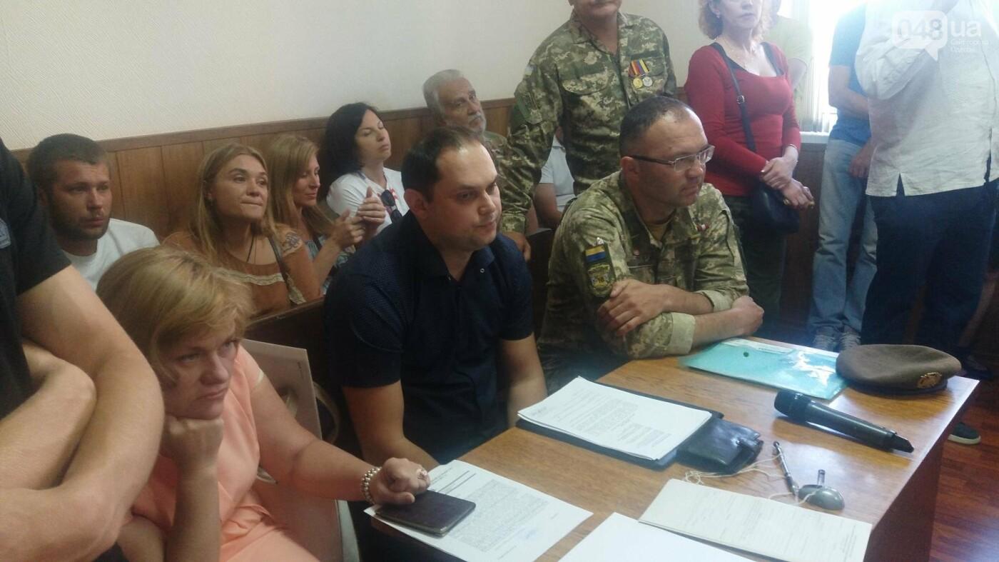 Одесский «пират» не явился к себе на суд, - ФОТО, ВИДЕО, фото-2