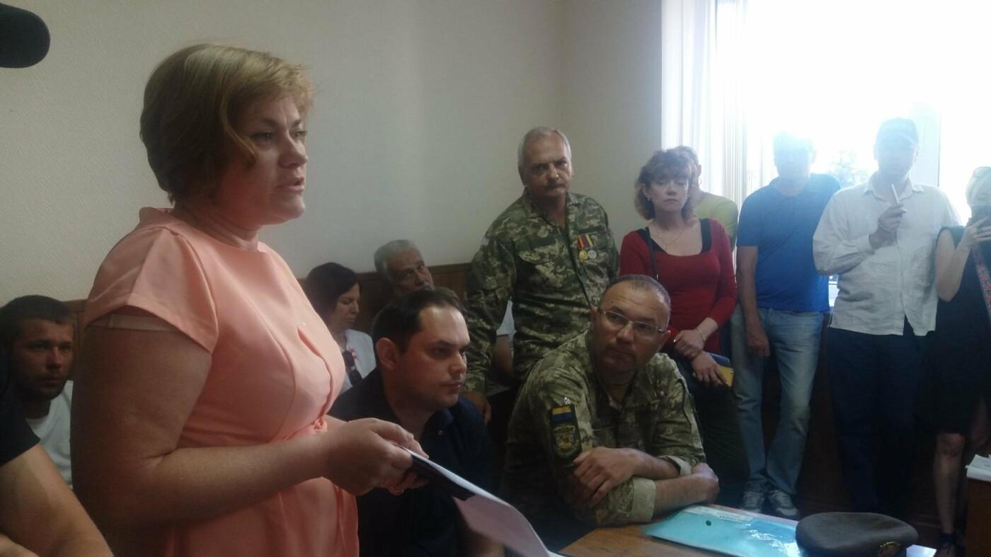 Одесский «пират» не явился к себе на суд, - ФОТО, ВИДЕО, фото-1