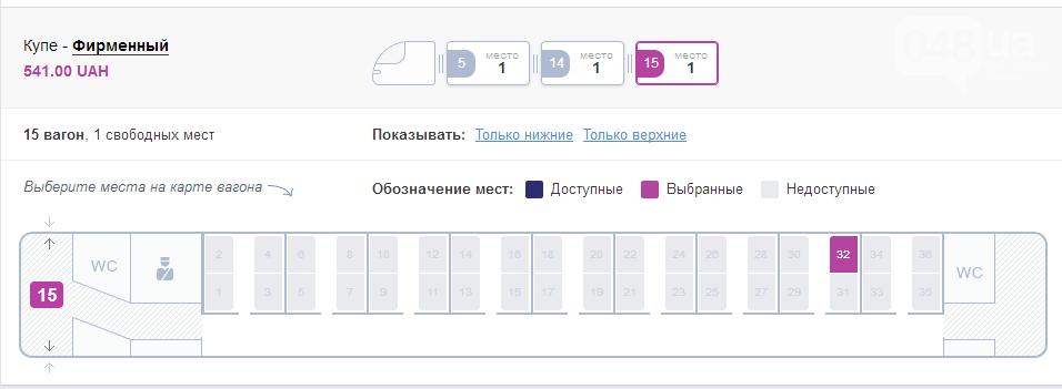 Билеты на поезда из Одессы подорожали с сегодняшнего дня, фото-4
