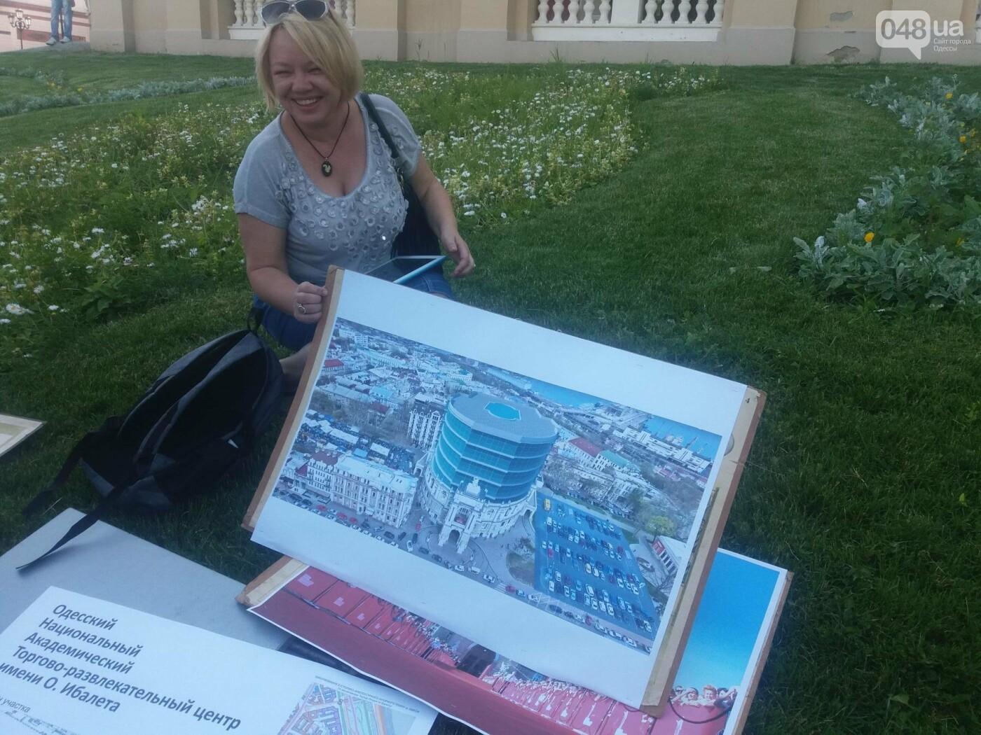 В Одессе требовали снести оперный театр и построить торговый центр, - ФОТО, ВИДЕО, фото-15