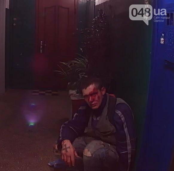 В Одессе жестоко избили живодера, который брал у волонтеров спасенных животных и убивал их, - ФОТО, фото-1