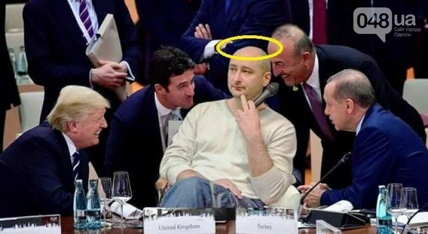 Воскресший Бабченко захотел посмеяться: Одесса сделала, - ФОТО, фото-19