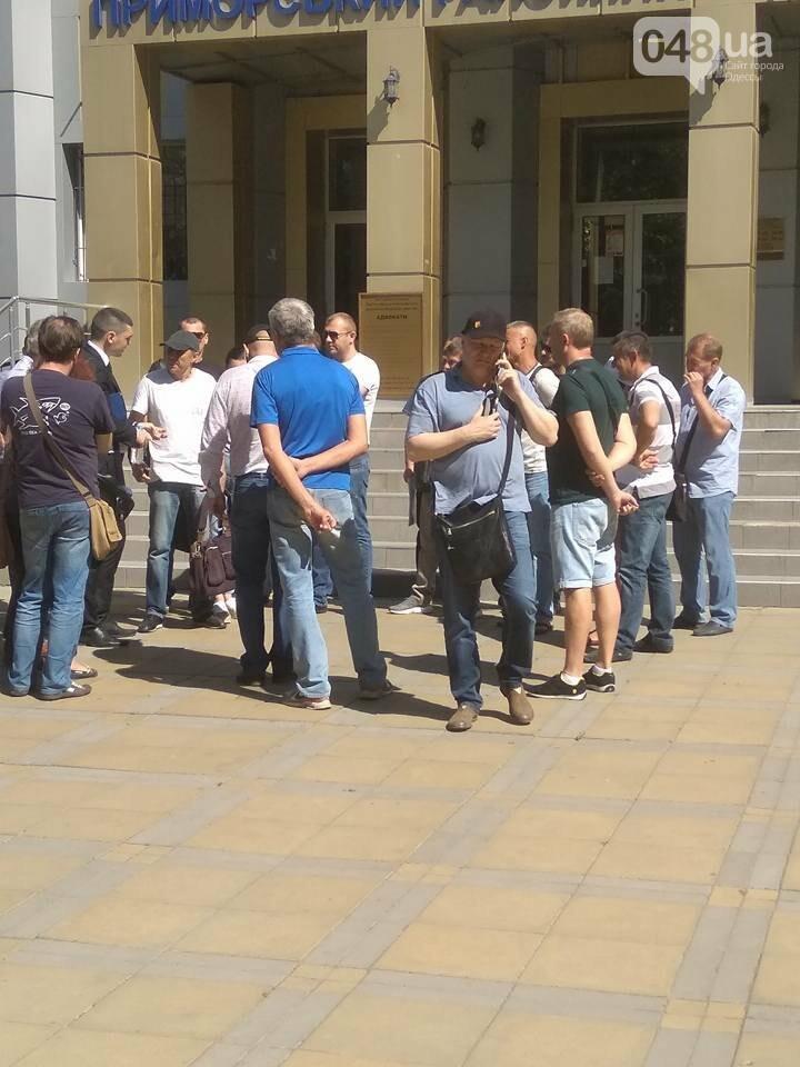 Одесские предприниматели в суде отвоевали у горсовета свой рынок, - ФОТО, фото-2