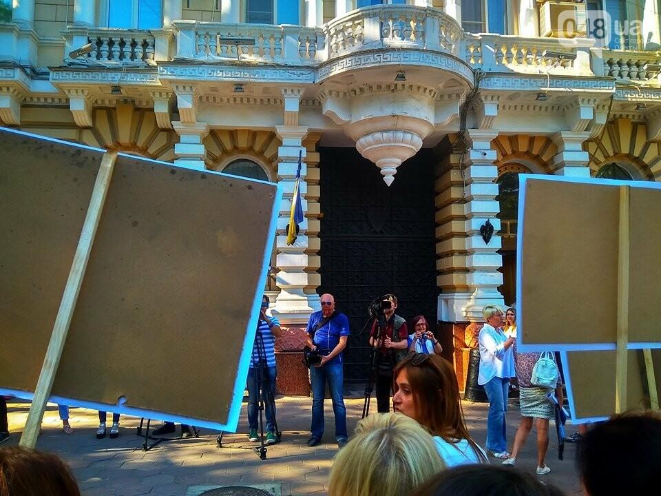 Одесские зоозащитники потребовали у полиции наказать садиста, - ФОТО, ВИДЕО, фото-1