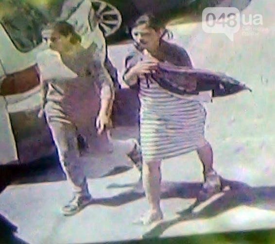 В Одессе воровка на улице угрожала ножом прохожему, - ФОТО, фото-2
