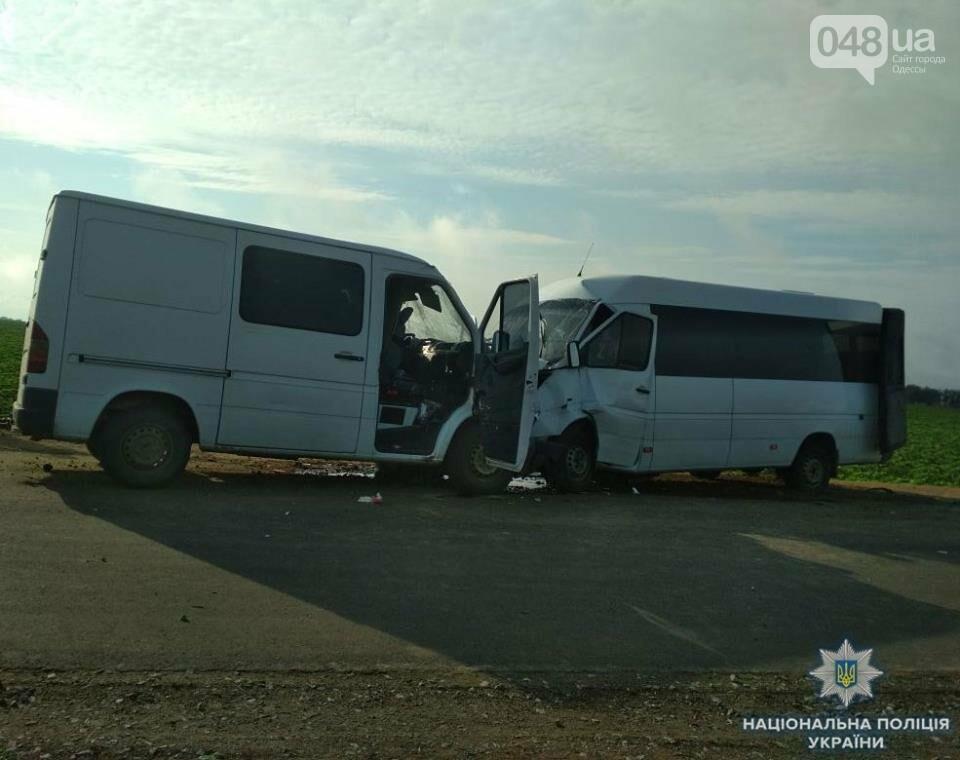 По дороге в Одессу в маршрутку влетел микроавтобус: Есть жертвы, - ФОТО, фото-2