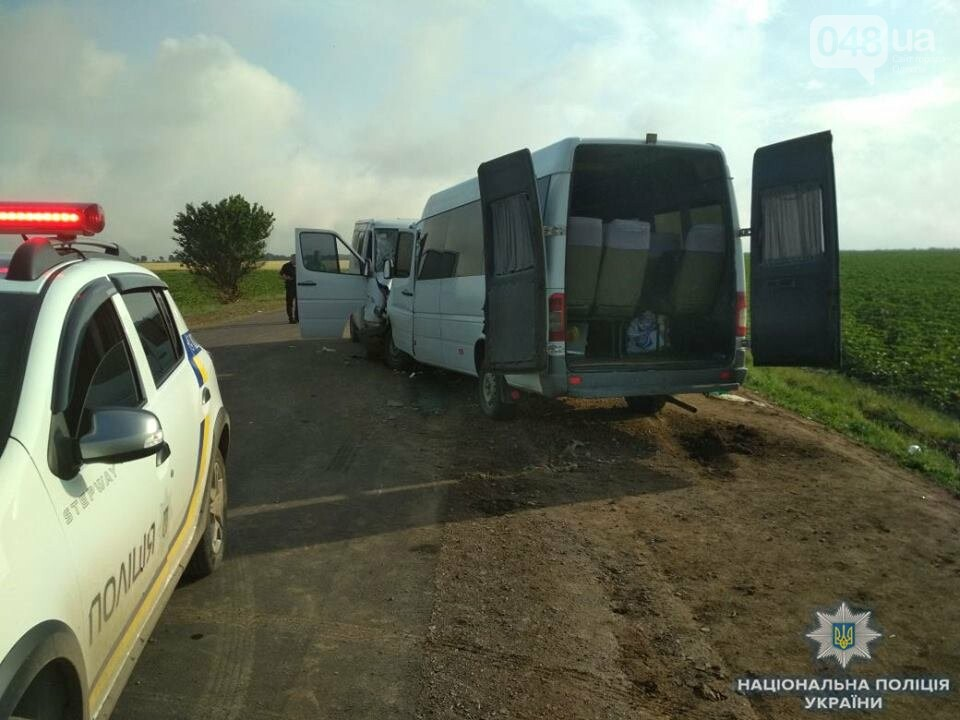 По дороге в Одессу в маршрутку влетел микроавтобус: Есть жертвы, - ФОТО, фото-3