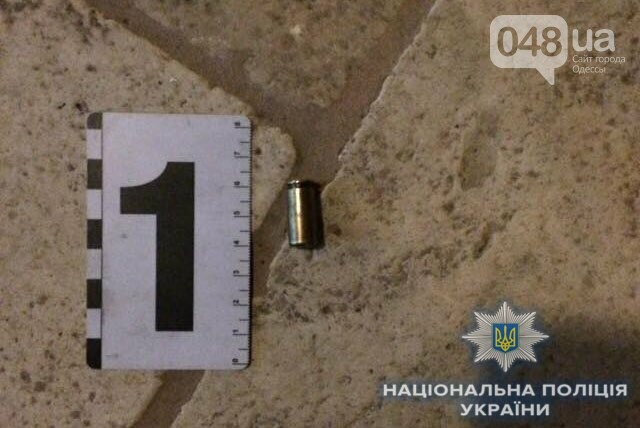 Под Одессой стреляли в депутата, - ФОТО, фото-1