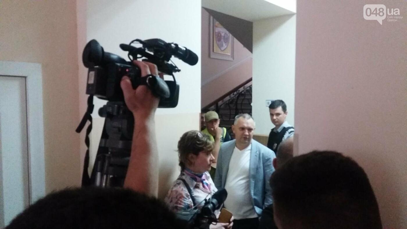 Вооружаться и объединяться призывали активисты на акции у Управления Полиции в Одессе, - ФОТО, ВИДЕО, фото-1