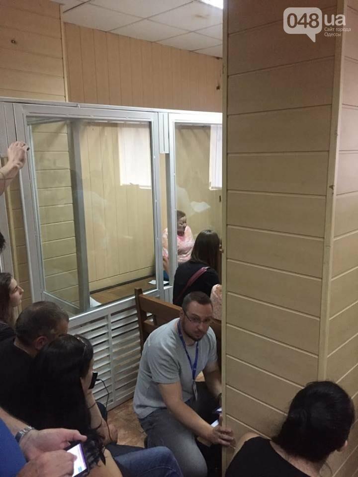 Одесскую пенсионерку, убившую двух пешеходов, отправили на два месяца в СИЗО, - ФОТО, фото-1