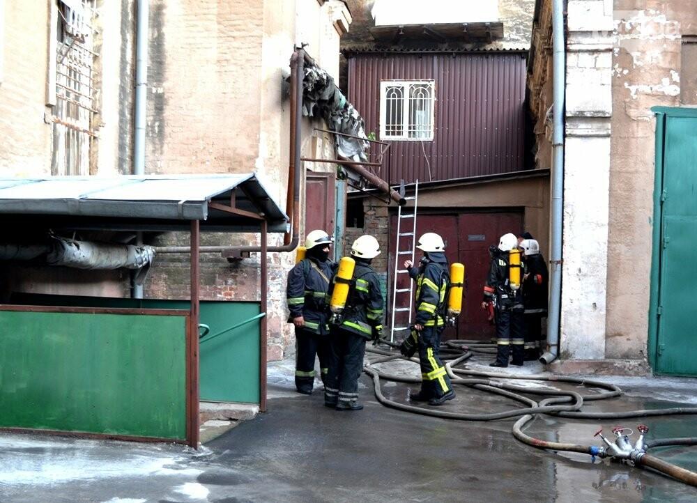 В центре Одессы арендатор едва не сжег мореходное училище, - ФОТО, фото-1