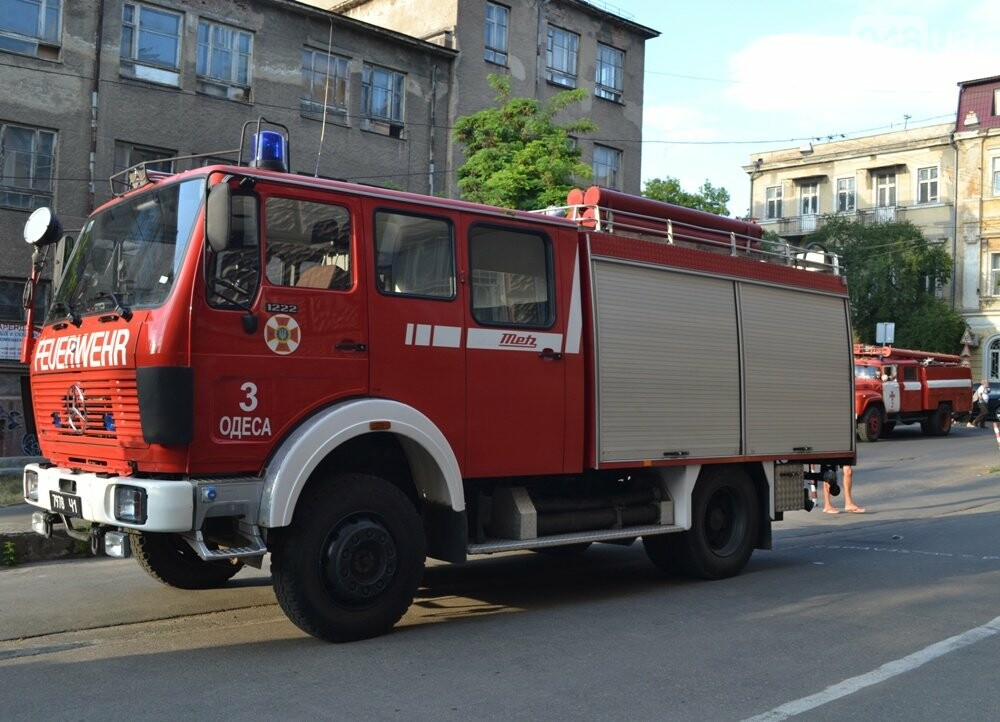 В центре Одессы арендатор едва не сжег мореходное училище, - ФОТО, фото-3