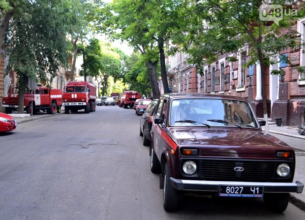 В центре Одессы арендатор едва не сжег мореходное училище, - ФОТО, фото-4