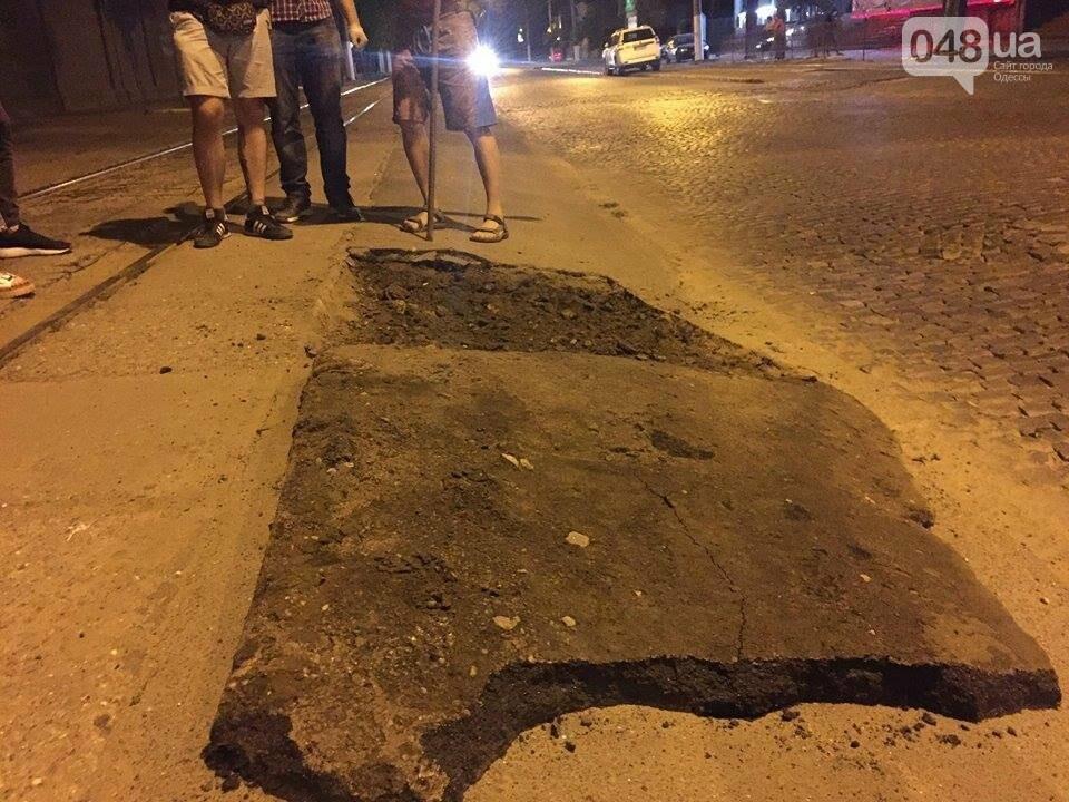В Одессе экоактивисты сорвали асфальт там, где должны расти деревья, - ФОТО, фото-4