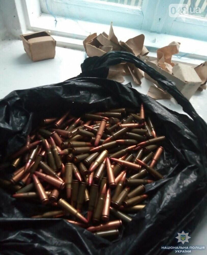 В Одесской области детская непосредственность привела полицию к «домашнему арсеналу боеприпасов», - ФОТО, фото-2