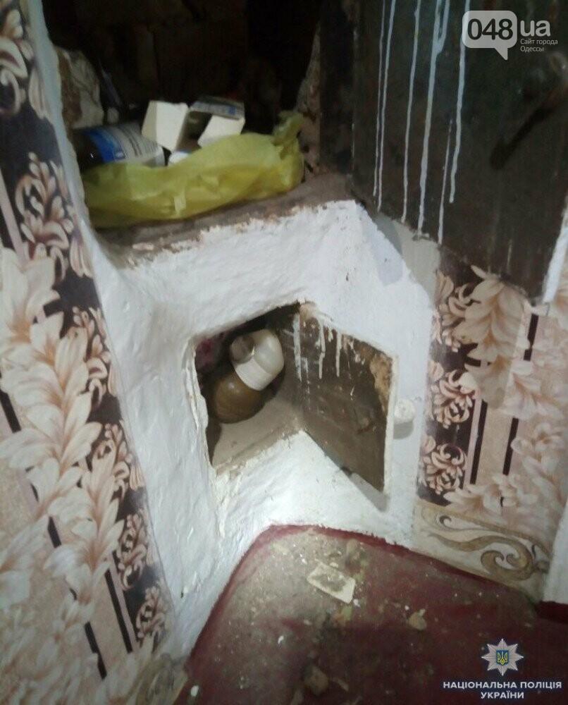 В Одесской области детская непосредственность привела полицию к «домашнему арсеналу боеприпасов», - ФОТО, фото-3