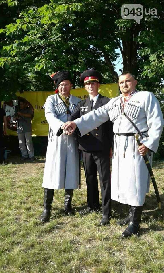 Под Одессой торжественно стартовали военно-патриотические игры, - ФОТО, фото-2