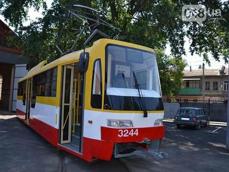 В Одессе будет курсировать новый трамвай с частично низким полом, - ФОТО, фото-3