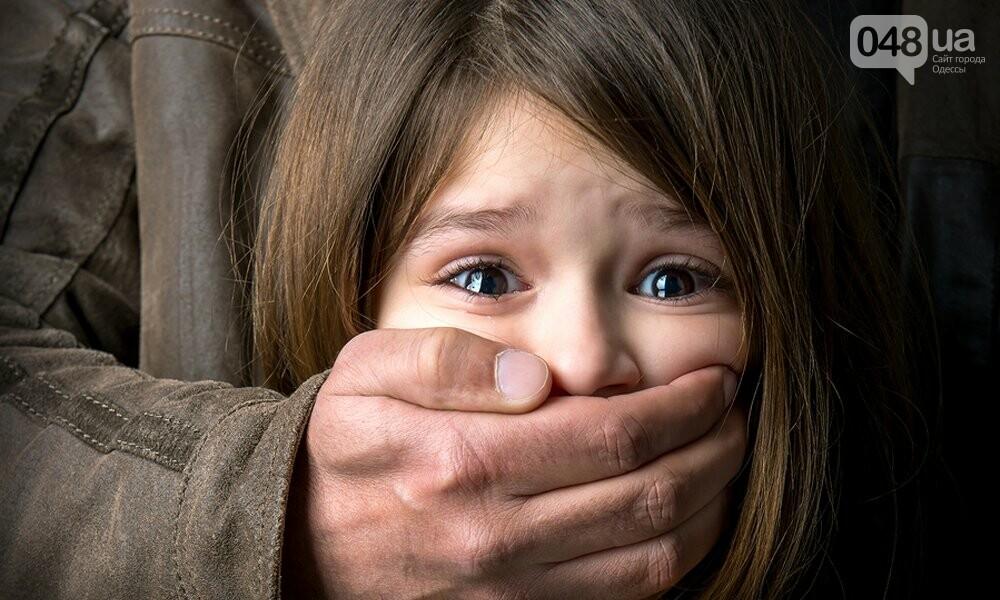 В Одесской области педофил пытался изнасиловать 12-летнюю девочку, фото-1