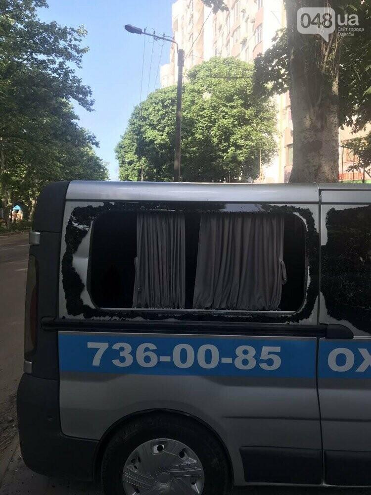 Кому стало одесское охранное агентство поперек горла?, фото-2