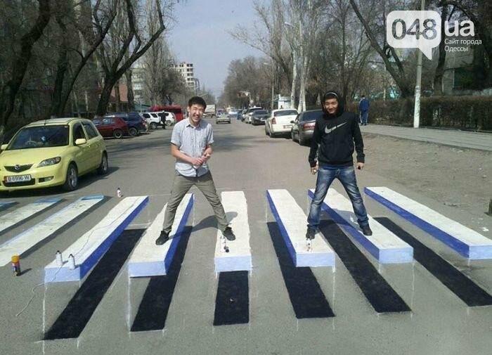 В Одессе появятся необычные пешеходные переходы, - ФОТО, фото-4