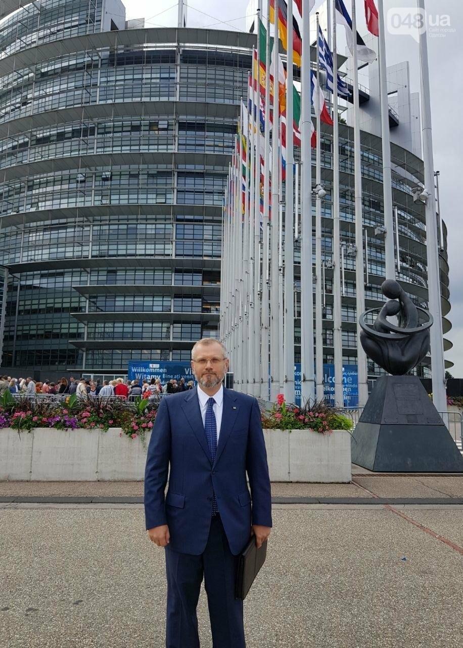 Депутат Европарламента Гилл: Атака власти на Вилкула - атака против миллионов людей, которые разделяют его взгляды и доверяют ему их выража..., фото-1