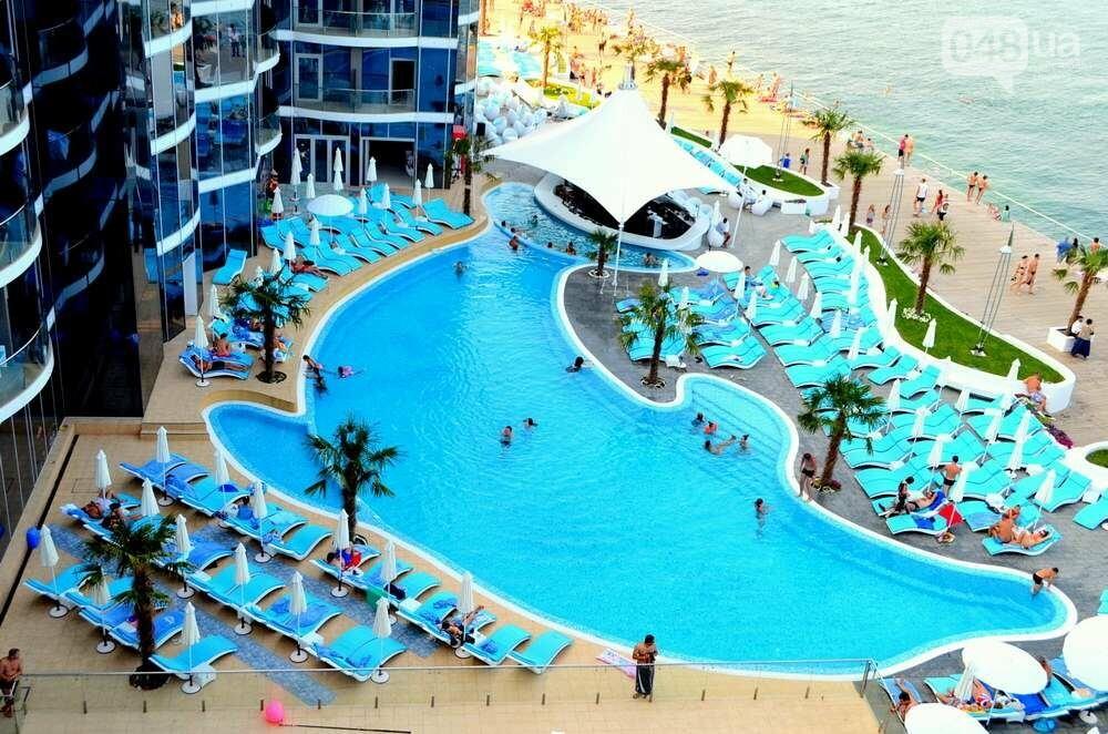 Пальмы и мохито: Топ открытых бассейнов Одессы, где можно отдохнуть по-богатому, - ФОТО, фото-1