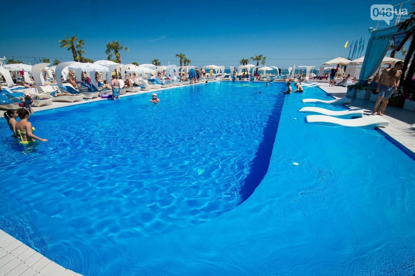 Пальмы и мохито: Топ открытых бассейнов Одессы, где можно отдохнуть по-богатому, - ФОТО, фото-5